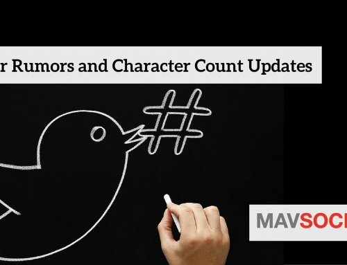 Twitter Rumors and Character Count Updates
