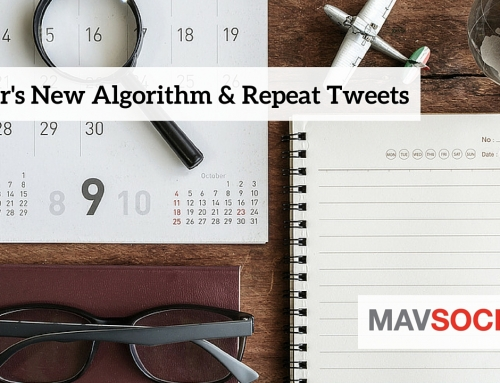 How Twitter's Brand New Algorithm Affects Repeated Content